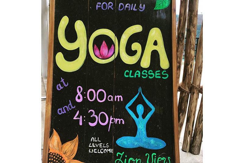 Yoga & Spa